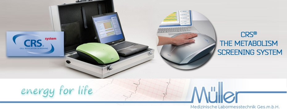 CRS® – The Metabolism Screening System